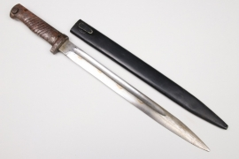 "Imperial Germany - ""Ersatz"" bayonet 88/98"