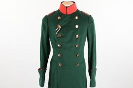 Prussia - Jäger-Bataillon Nr. 10 frock coat - Leutnant