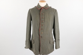 Prussia - M1915 simplified Infanterie field tunic - Gefreiter