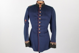 Prussia - Feldartillerie-Regiment Nr. 15 tunic - Unteroffizier
