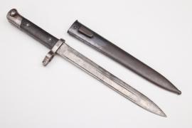 Romania - bayonet M1893