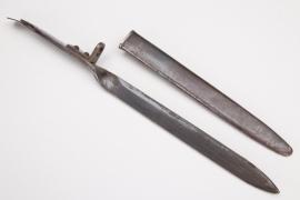 Austria - Ersatz bayonet
