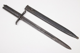 Italy - bayonet for Carcano rifle M1891