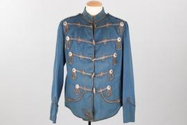 Prussia - Thüringisches Husaren-Regiment Nr. 12 attila tunic - Leutnant