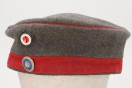 Bavaria - M1907 infantry field cap (Krätzchen) - EM
