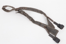 Third Reich - Wehrmacht strap for tank radio keeper