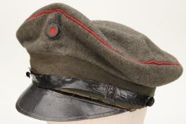 Imperial Germany - field visor cap - EM