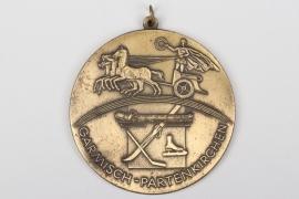 1936 Olympic Winter Games Garmisch-P. winner's medal