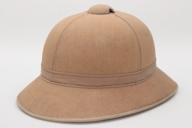 Luftwaffe 1st pattern tropical pith helmet