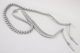 Wehrmacht officer's aiguillette