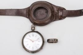 Imperial Germany - WWI soldier's wristwatch