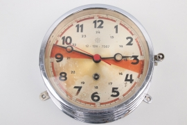 Bundesmarine - ship clock in an early version ca. 1955/56