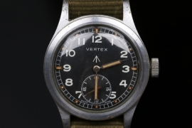 Vertex - men's military wristwatch (Great Britain)