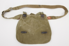 Heer bread bag + carrying strap - marked