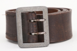 Wehrmacht officer's belt