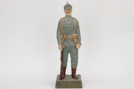 WWI soldier's table figure