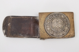 Bavaria - EM/NCO buckle with tab