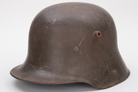Imperial Germany - M16 helmet with chin strap