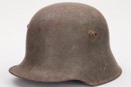 Imperial Germany - M16 helmet with chin strap - BF62