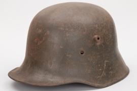 Imperial Germany - M18 helmet - TJ66