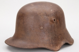 Imperial Germany - M18 cavalry helmet - ET64