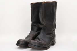Germany - leather boots similiar Wermacht