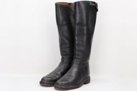 "Wehrmacht officer's boots - ""Burgvogt"""