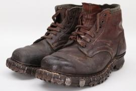 Wehrmacht Gebirgsjäger boots