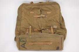 Luftwaffe tropical clothes bag