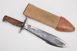 USA - WWI M1917 Bolo Fighting Knife