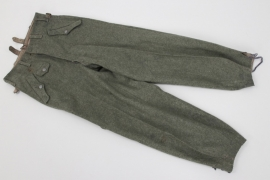 Luftwaffe paratrooper jumping trousers
