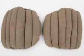 Luftwaffe Fallschirmjäger knee pads (replica)