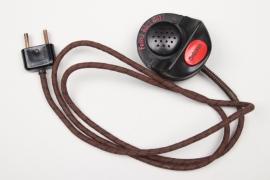 Wehrmacht field hand microphone - WaA