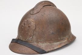 Russia - WWI M15 Adrian helmet
