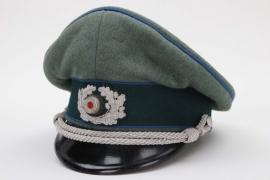 Heer Truppensonderdienst visor cap - officer