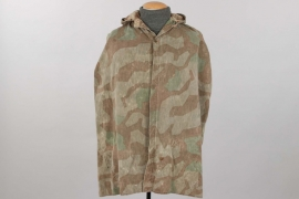 Wehrmacht camo cape with hood