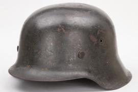 Wehrmacht M42 helmet