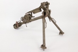 "Imperial Germany - MG 08 gun carriage ""Lafette"""