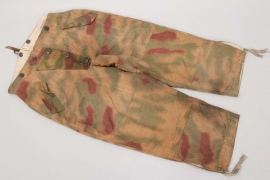 Wehrmacht tan & water camo trousers