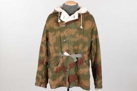 Wehrmacht tan & water camo jacket