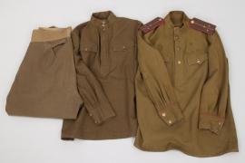Soviet Union - uniform grouping