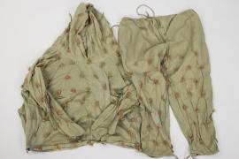 Soviet Union - camo smock & trousers