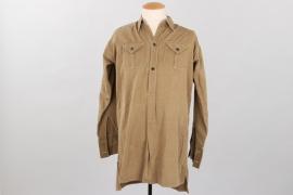 SS-VT brown shirt