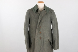 WW1 German field coat - 1917