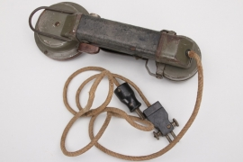 WW1 German field telephone