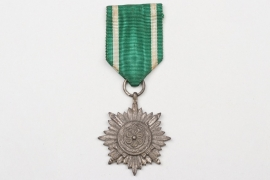 Ostvolk Decoration 2nd Class in silver