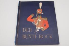 """Third Reich """"Der Bunte Rock"""" collector's card album"""