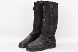 Luftwaffe pilot's boots