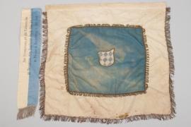 Bavaria - Leibregiment flags (Passau 1908)