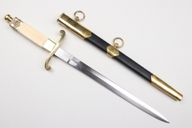 Russian Empire - naval officer's dagger